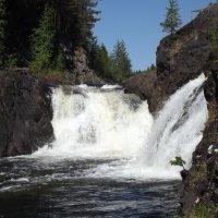 Водопад Кивач :: Викка Шкунова