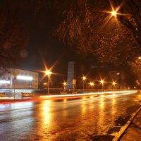 Ночь в Муроме. :: Андрей Чиченин
