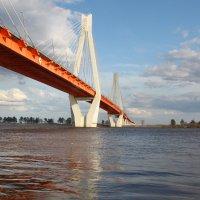 Мост над Окой :: Андрей Чиченин
