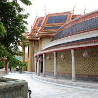 Таиланд. Бангкок. Храм :: Владимир Шибинский