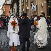 Свадьба в Макдональдсе? :: Mila Romans