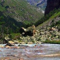 Река Мырды :: Михаил Баевский