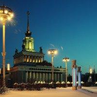 Московские вечера... :: Александр Шмалёв