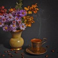 кофе..в августе.. :: зоя полянская