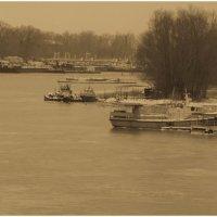 Зимняя река Самара 14 год :: Арсений Корицкий