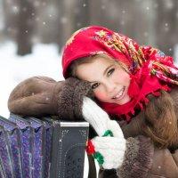 Фотопроект Морозко :: Светлана Чаплышкина