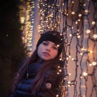 Вечерние огни :: Александра Сучкова