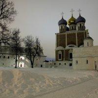 Рязанский кремль :: Юрий Морозов