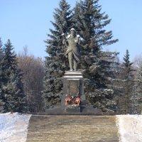 Великие Луки. 17 января - День Освобождения. :: Владимир Павлов