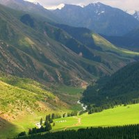 Киргизия :: Tori Kineli