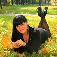 Осенний парк :: Nataliya Oleinik