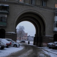 Из серии *Мир подворотен* :: Наталья Тимошенко