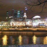 Ночная Москва! :: Juliett Ka