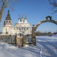 восстоновление храма :: Алексей -