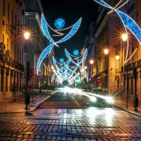 Новогодний Лиссабон :: Сергей Гарбарчук