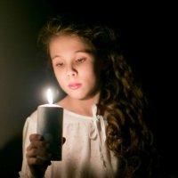 Раз в крещенский вечерок... :: Светлана Чаплышкина