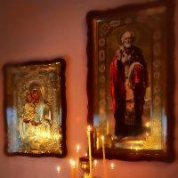 поставлю свечку Богу... :: Надежда Ткаченко