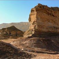 Национальный парк Тимна. Израиль :: Lmark