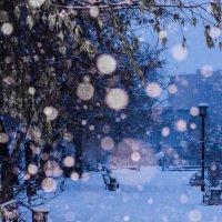Снегопад :: Максим Тимошенко