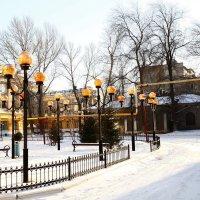 Масляные фонари :: Ильгам Кильдеев