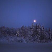 Якутская ночь :: Nikita Volkov