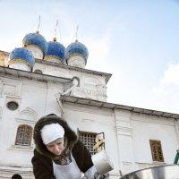 Крещенская Вода- целебна, Свята, Богоявленна! :: Ирина Данилова
