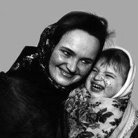 Портрет под маму :: Евгений Усатов