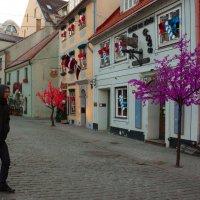 улица старого города :: Диана Матисоне