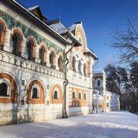 Патриаршая Резиденция в Переделкино :: Марина Назарова