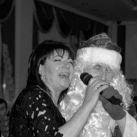 Дед Мороз обещал сделать Снегурочкой...)) :: ФотоЛюбка *