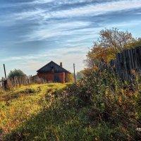 Забор и солнце :: Владимир Макаров