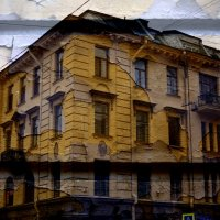два угла :: Александр Теренков