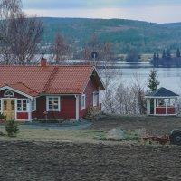 Деревенский быт в шведском понимании :: Nina Zhafirova