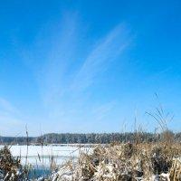 Замёрзшее озеро :: Vitalik Babich
