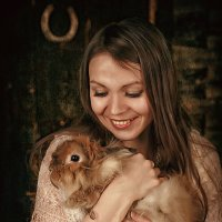 Пушистое Счастье :: Наташа Родионова