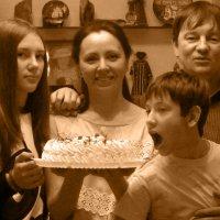 Моя семья 2014 :: Андрей Кочетков