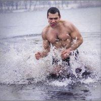 Крещенские купания :: Валентин Цапков