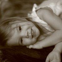 улыбка :: Людмила Кораблёва