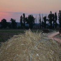 Закат :: Нюра Жадан