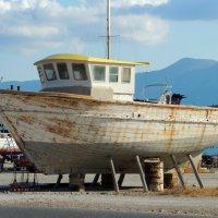 лодка :: Алексей Меринов