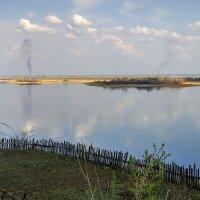 заливной огород :: Андрей ЕВСЕЕВ