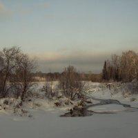 Зима :: Владимир Крюков