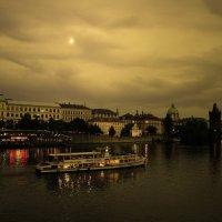 Вечерняя Прага :: виктория иванова