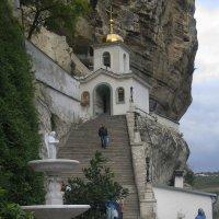 Свято-Успенский Мужской монастырь.Бахчисарай. :: Алина Тазова