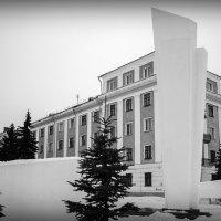 киров. вечный огонь :: Степан Юферев