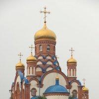 церковь г. Зеленогорска :: Роман Овечкин