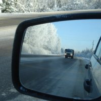 Зимняя дорога :: Владимир Буравкин