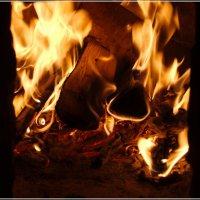 Магия огня. :: Евгений К
