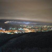Огни Мурманска. :: Сергей Зуев