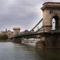 Мост через Дунай :: Сергей Осипенко